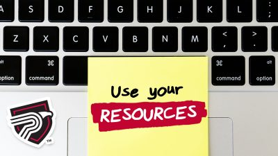 User your resources