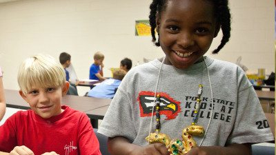 Polk State Kids At College has been a favorite summer program among Polk County families for 20 years.