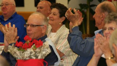 Polk State honored its retired employees at its fifth-annual Retiree Luncheon.