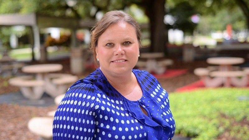 Polk State Criminal Justice Professor Chasity Branham