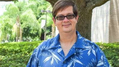 Polk State Biology Professor Joey Maier