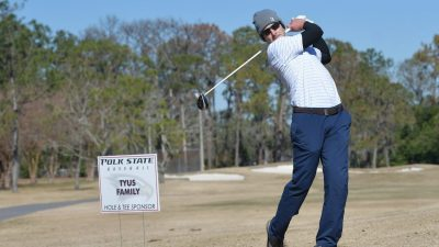 Polk State College Foundation's 26th annual gol tournament participants
