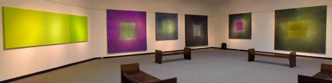 Kenneth Treister exhibit
