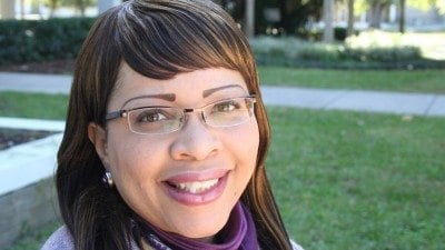 April M. Robinson is the new dean of academic affairs at Polk State Winter Haven.