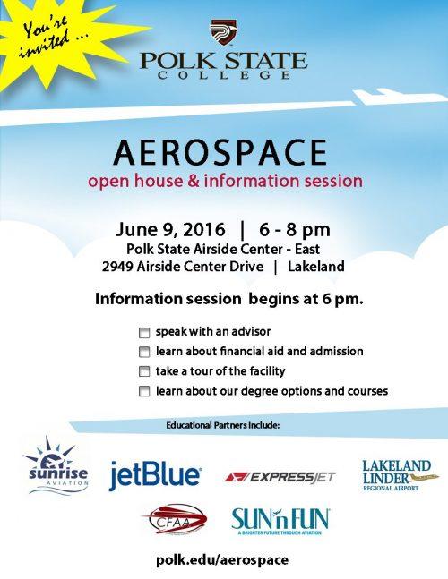 Aerospace Open House