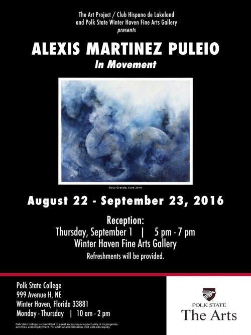 Alexis Puleio poster 160815