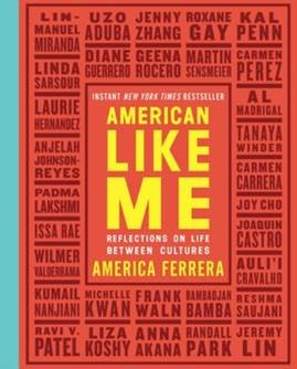 American Like Me Bookcover