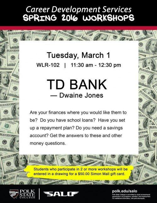 CDS TD Bank