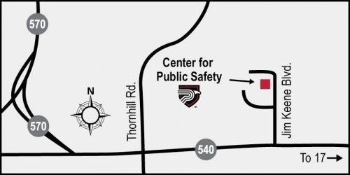 Polk State College Campus Map.Center For Public Safety Winter Haven Fl Polk State College