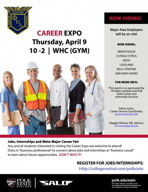 Career expo 150319