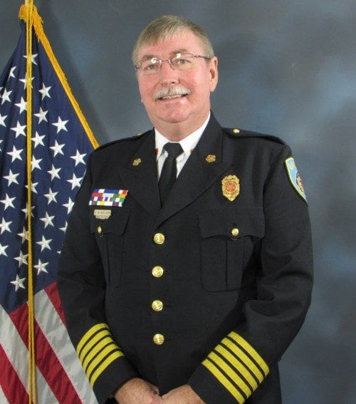 Chief Gary Ballard