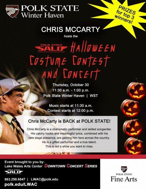 Chris Mccarthy halloween 141017