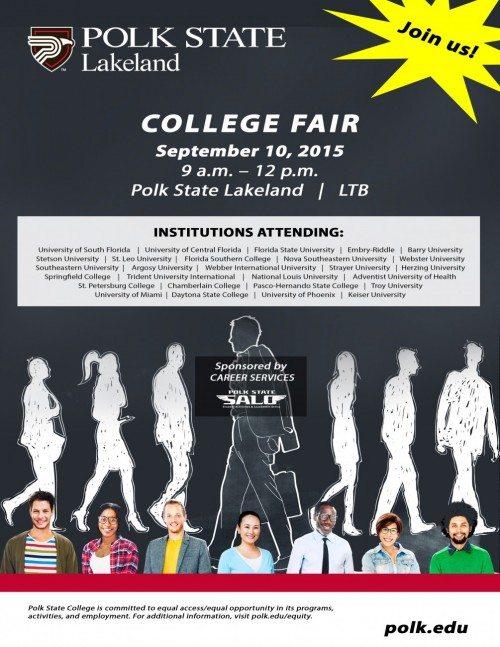 College Fair 150804
