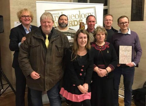 Blick Mead award
