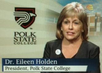 President Holden describes Polk State College and its role in the Florida College System.