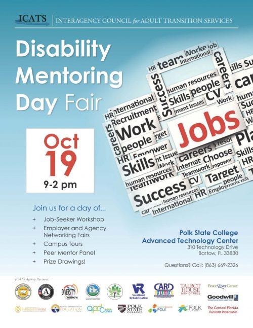 Disability Mentoring Day Fair