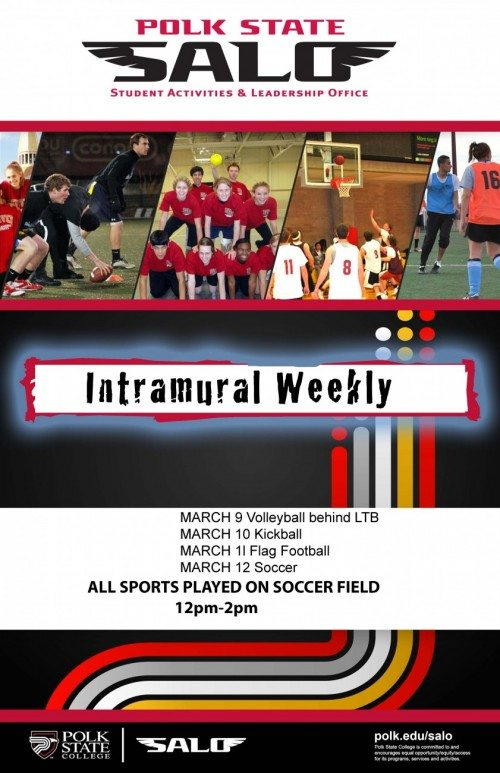LKDWEEKLY SPORTS INTRAMURAL
