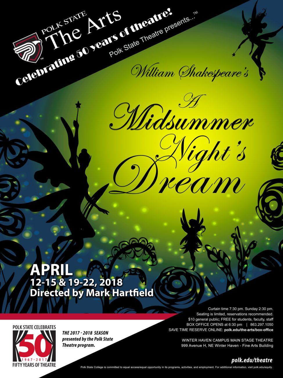 polk state theatre presents william shakespeares quota