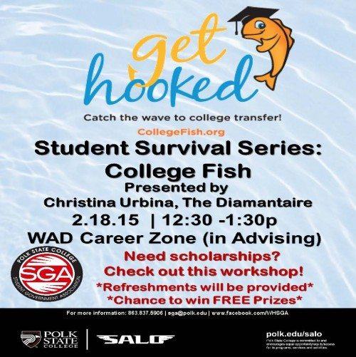 SGA College Fish 21815