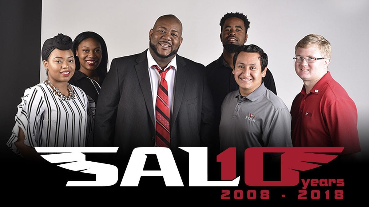 SALO celebrates 10 years of engaging Polk State students ...