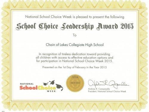 School Choice Award 2015 (2)