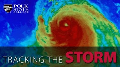 Tracking the storm