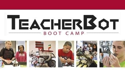 TeacherBot Boot Camp