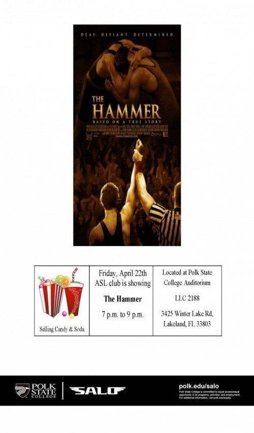 The hammer flyer revised final