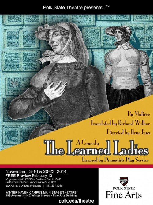 The learned ladies 140827