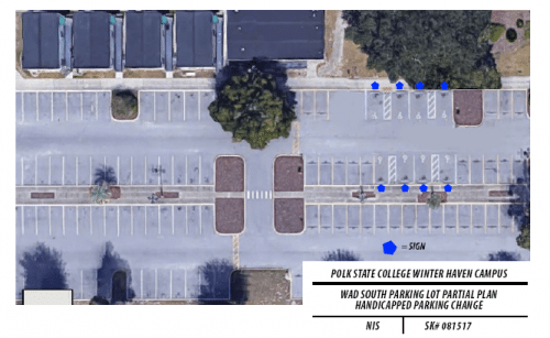 WAD parking plan