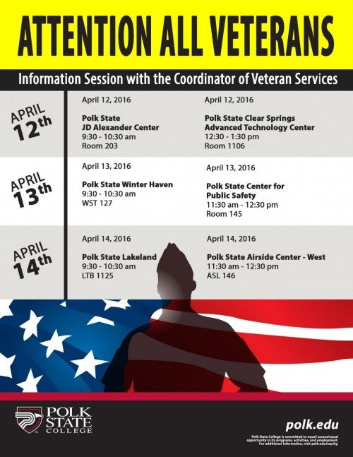 Veterans session hours 160330