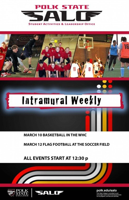 WH WEEKLY SPORTS INTRAMURAL