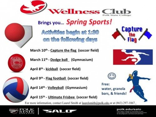 Wellness March 10