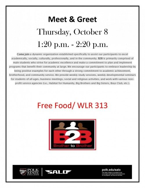 Winter Haven Campus B2B Informational Session