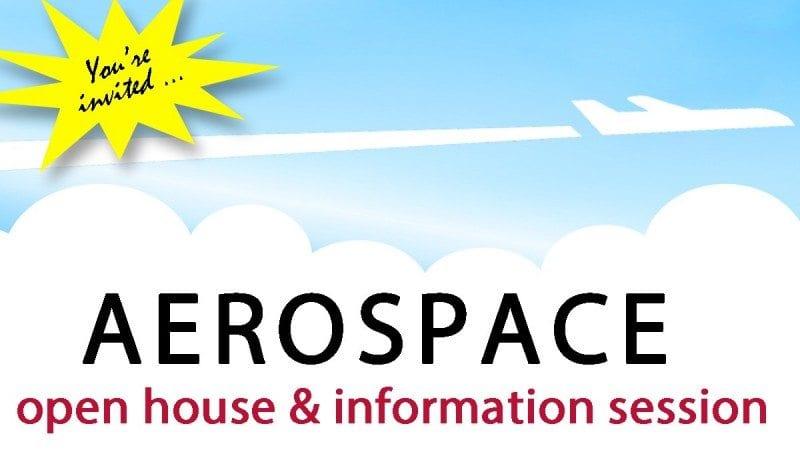 aero open house news