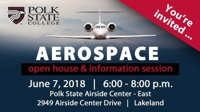 Aerospace open house