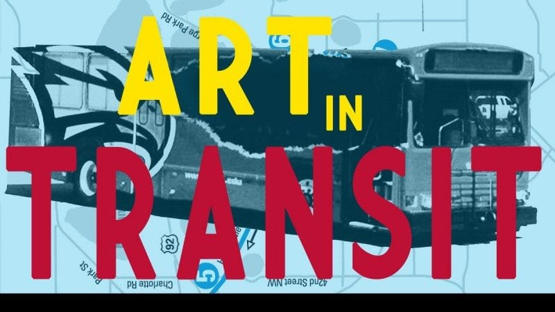 art in transit news