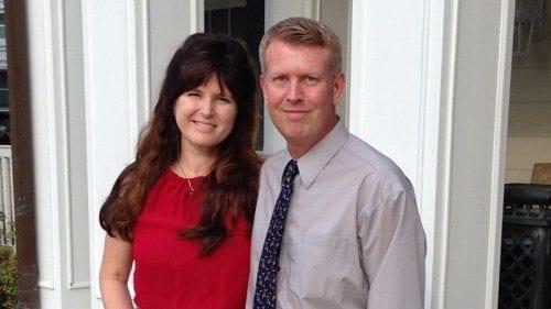 Colleen and William Caldecutt