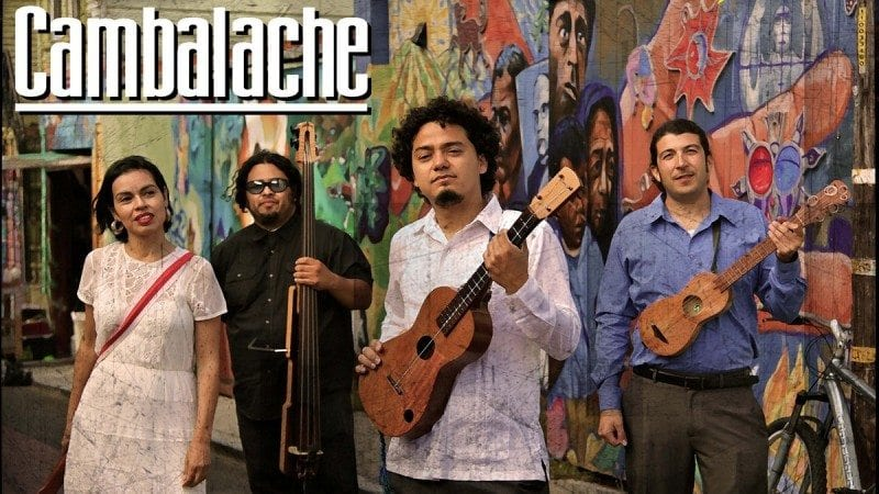 Cambalache will perform at the Polk State JD Alexander Center on Nov. 6.