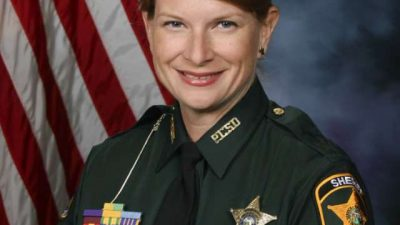 Polk State Criminal Justice Program Director Sgt. Christen Shea
