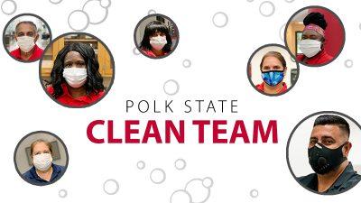 Polk State Clean Team