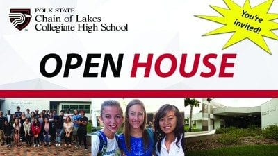col open house news
