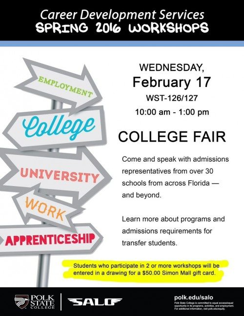 collegefair 2.17.16