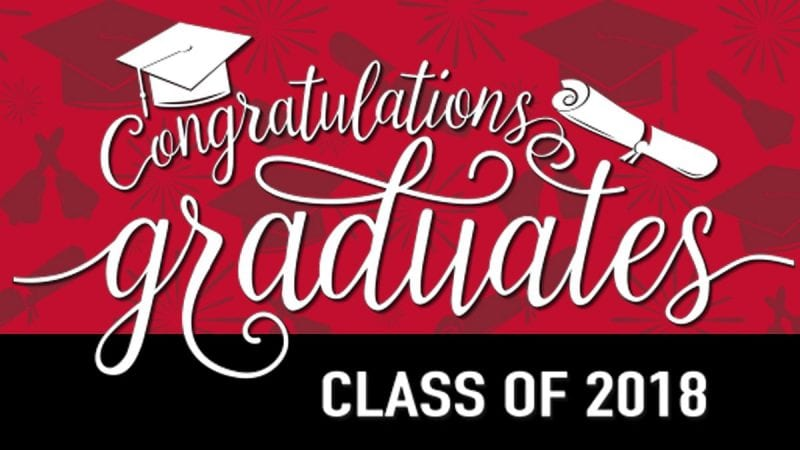 collegiate high schools celebrate classes of 2018