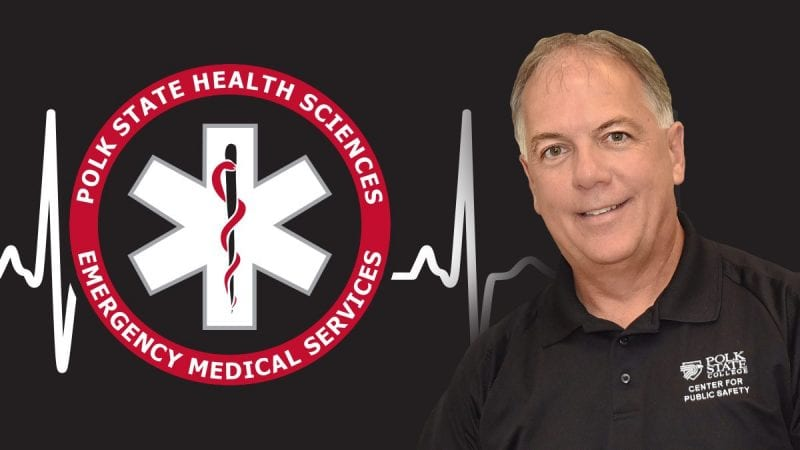 Polk State EMS Program Director Don Guillette