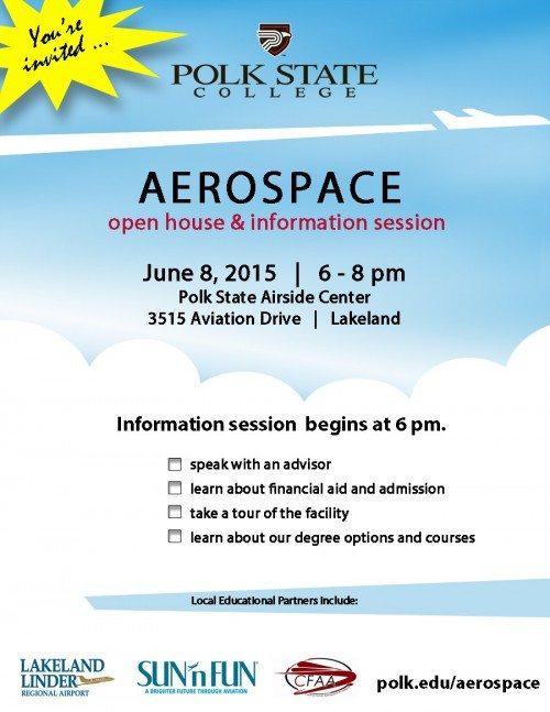 e Aerospace Open House 150514