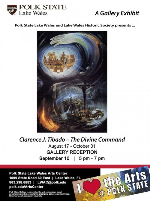 e The divine command flier 150721