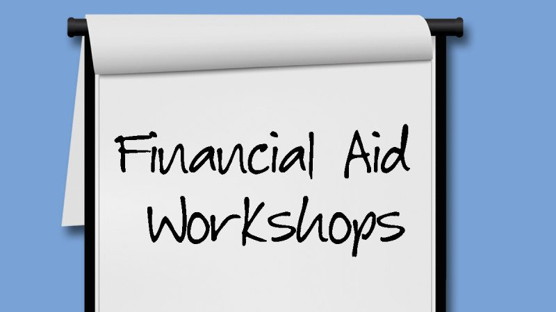 financial aid workshops (2)