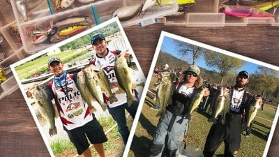 Polk State's Bass Fishing Club