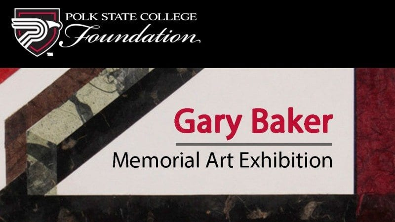 gary baker art news